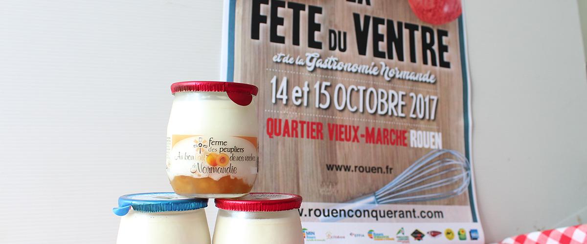 Fête du Ventre de Rouen