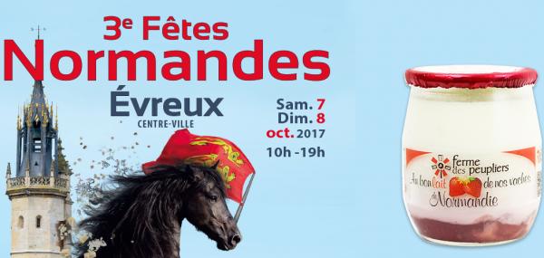 Retour sur les Fêtes Normandes d'Evreux 2017