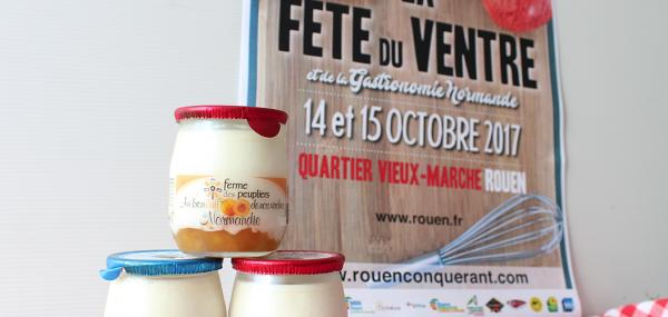 Retour sur la Fête du Ventre de Rouen