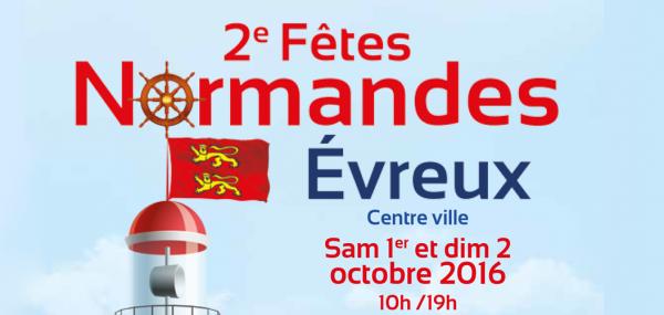 La Ferme des Peupliers aux Fêtes Normandes!