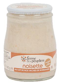 Yaourt Noisette