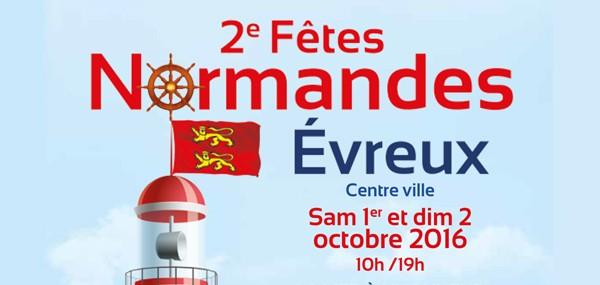 Retour sur les fêtes Normandes d'Evreux