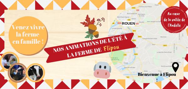 Animations de l'automne - Ferme de Flipou
