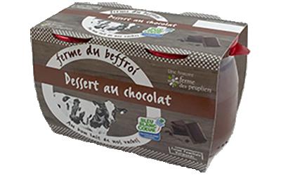 Yaourt chocolat